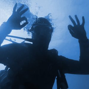 PADI intro diving lessons